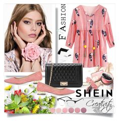 """""""SHEIN  2/10"""" by creativity30 ❤ liked on Polyvore featuring Deborah Lippmann and shein"""