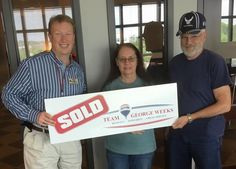Congratulations to Joe & Mariel B. on the sale of their house with #TeamGeorgeWeeks! #Sold #28DaysOnMkt