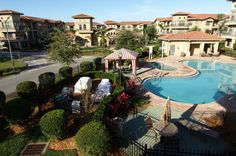 Bella Piazza Resort - Orlando, FL - Minutes from Disney! All condos have a kitchen so you can save $$ on food!