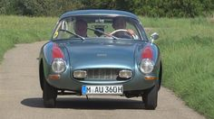 DKW Monza Rekordwagen: The piece has a nice video accompanying the text. Fiat 500, Pretty Cars, Airstream, Car Stuff, Race Cars, Volkswagen, Classic Cars, Audi, Automobile