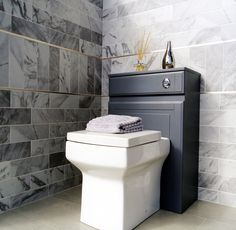 Venato Grey Wall Tiles from Tile Mountain only per tile or per sqm. Order a free cut sample, dispatched today - receive your tiles tomorrow Marble Bathroom Floor, Marble Wall, Bathroom Flooring, Grey Wall Tiles, Wall And Floor Tiles, Grey Walls, Carrara Marble, Better Homes And Gardens, Interior