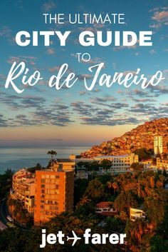 Rio de Janeiro, Brazil is one of the worlds most beautiful cities. In this city guide, learn what to do, where to stay, and everything else you need to know before traveling to Rio de Janeiro!