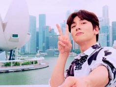 Fabricated City, Ji Chan Wook, Marina Bay Sands, My Idol, Album, Baby, Future, Iron, Girls