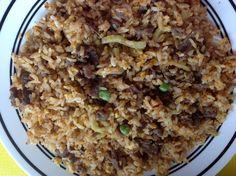Bulgogi Fried Rice, no more leftovers......