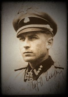 Waffen SS Sturmbannführer Siegfried Brosow. Commander of the 1st Company of the Das Reich Pionier battalion. Became the commander of the Divisional staff in October 1943. After the fall, he was taken captive by the Russians and kept prisoner until 1955. Back in Germany, he became a school teacher. He died in 2008. Brosow was awarded the Knight's Cross of the Iron Cross on 13 November 1944.