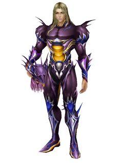 Final Fantasy Dissidia 012 - Kain