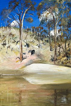 Art market auction sales from the to 2019 for works by artist Arthur Merric Bloomfield Boyd and values for over other Australian and New Zealand artists. Abstract Landscape Painting, Landscape Art, Landscape Paintings, Oil Paintings, Painting Art, Australian Painting, Australian Artists, Modern Art Artists, Arthur Boyd