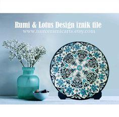 Decorative Tiles, İznik Tile, Decorative Tiles,  special design
