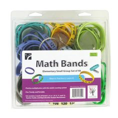 Math Bands - Elementary Small Group Set