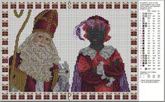 Saint Nicolas et Pierre Lenoir