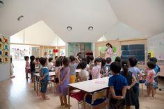 Kobato Nursery School © Kai Nakamura
