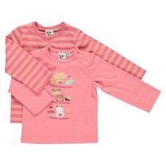 Baby 2er-Pack Shirt
