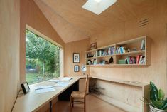Writer's Shed by Matt Gibson Architecture + Design « HomeAdore