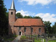 Historische kerken in Groningen