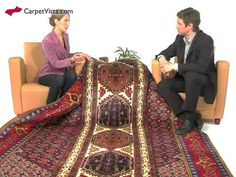 Find out more about Ardebil carpets from Iran.