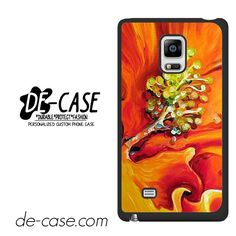 Flower Painting DEAL-4302 Samsung Phonecase Cover For Samsung Galaxy Note Edge