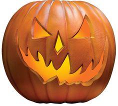 Halloween 6 Curse of Michael Myers Lightup Pumpkin Halloween Prop