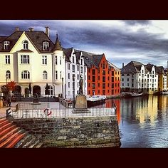 Norway - Alesund - Landscape