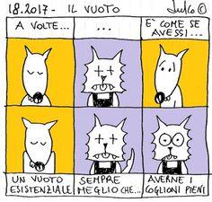 FULVO IL LUPO & Co. - La società animale: 18.2017 - IL VUOTO