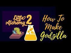Little Alchemy 2 How To Make Godzilla Or Kaiju Cheats Hints Youtube Little Alchemy Godzilla Kaiju