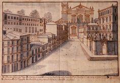 Inv.-232-Des-CMP-MNSR.jpg (1100×764); Porta de Carros, Lóios, Congregados e São Bento da Avé Maria