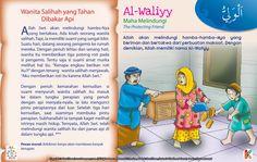 Kisah Asma'ul Husna Al-Waliyy