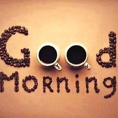 Good morning, wishing you relaxing weekend! #coffee #goodmorning