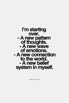 Proud Of Myself Quotes, New Me Quotes, Proud Of Me, Quote Of The Day, Quotes To Live By, Quotes Inspirational, Motivational Quotes, Living Quotes, Starting Over