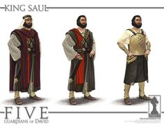 ArtStation - Five: Character Concepts 5, Manuel Gomez