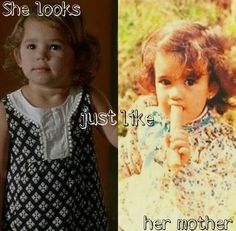 Aww. Cute Little Girls, Pretty Little Liars, Ziva And Tony, Gibbs Rules, Ncis Cast, Ziva David, Ncis New, Michael Weatherly, Mark Harmon