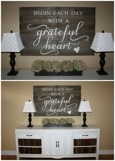 DIY Home Decor. Try These Useful Ideas For Home Improvement. The character of a person shows in their home. Attention to detail does not leave any room for error. Diy Home Decor, Room Decor, Wall Decor, Passion Deco, Style Deco, My New Room, First Home, Home Projects, Rustic Decor