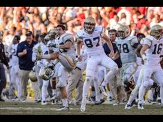 The Kick and The Pick! Georgia Tech radio call of the game-tying field goal and game-winning interception in Athens on November 29, 2014.