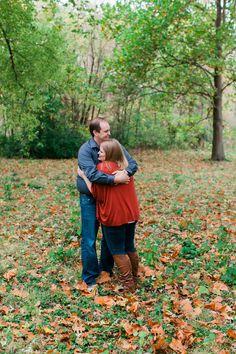 Shannon + Drew // Fabyan Forest Preserve Engagement Session // Geneva, Illinois — Jenna Hazel Photography // Chicago + Beyond