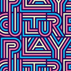 Culture Play on Friends of Type