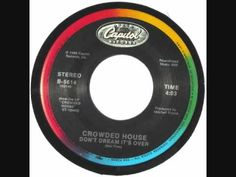 Crowded House- Dont Dream Its Over