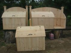 Best Teds Plans Free Wooden Octagon Garbage Box Plans