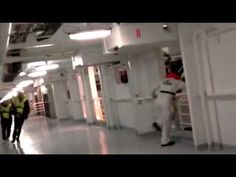 Frightening videos of passengers about the sinking of the Costa Concordia.  Imagine you being on this ship!