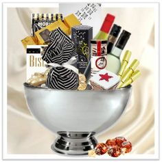 Christmas gift basket for corporate gifts, staff, family & friends  www.twistedribbon.com.au