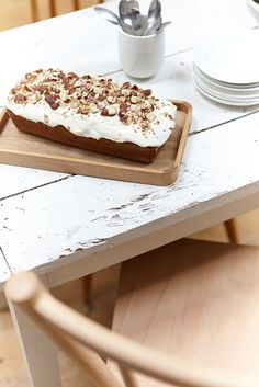 Recette Carrot Cake maison et cream-cheese - Like a Cookie.