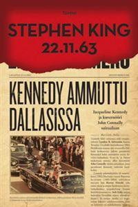 €29 22.11.63 (Sidottu)  Stephen King