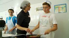 Initiation aux arts de faire culinaires au collège