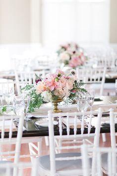 gorgeous pink and white wedding reception Luxury Wedding Decor, Romantic Wedding Decor, Romantic Wedding Inspiration, Unique Weddings, Best Wedding Dance, Tent Wedding, Wedding Table, Wedding Reception, Wedding Dress