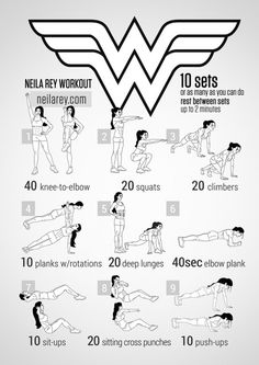 LOL Love these! workout posters with superhero theme, or a movie theme or tv series theme, with workout routines like Wonderwoman, Arrow, Ithilien Ranger, Lannister...