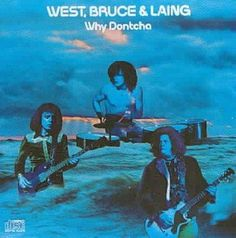 Bruce & Laing West - Why Dontcha, Red