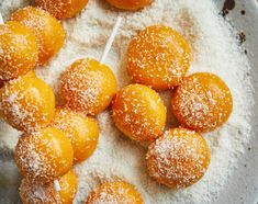 Pastelitos de calabaza - Varomeando [Manuel Apir] Cereal, Gluten, Breakfast, Food, Gastronomia, Rice Flour, Cup Cakes, Best Recipes, Sweets