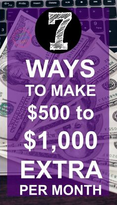 I've been looking for a way to make money during the school day, so these money making ideas are perfect for me! It's a list of fun, flexible work from home opps! | work at home tips for moms, things to sell for extra cash, awesome business to run, awesome list of ways to make money, simple online side hustle idea #extracash #extraincome #workfromhome #extramoney #stayathomemom