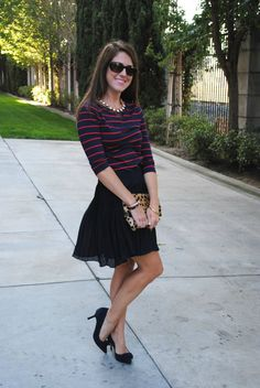 Cute outfit! Sources in link!
