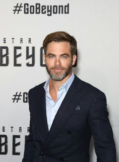 Chris Pine,  Australia premiere of ST:Beyond