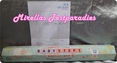 Der BabySteps Rubbelkalender für die Schwangerschaft von der Splash Brands GmbH – Versüße dir jeden Tag der Schwangerschaft.