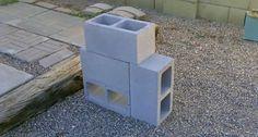 Így építhetsz fillérekből, mindössze 4 téglából kerti sütőt!